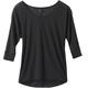 Prana Tranquil Longsleeve Shirt Women black